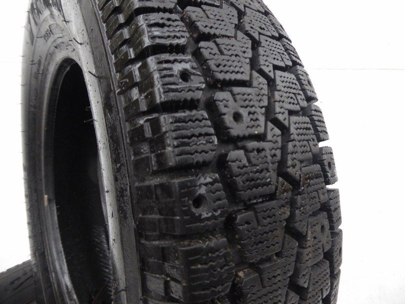 4x 155/80R13 79Q YOKOHAMA GUARDEX 700 2010 6mm 7mm