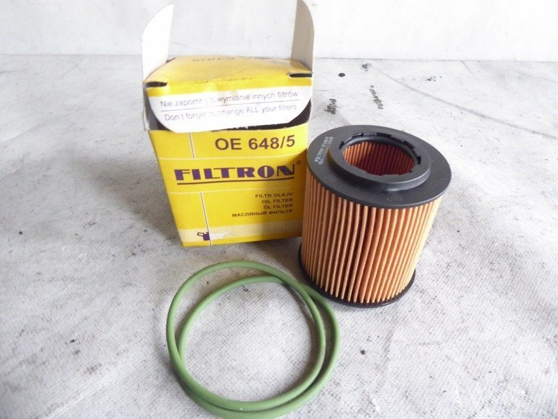 OIL FILTER FILTRON OE 648/5