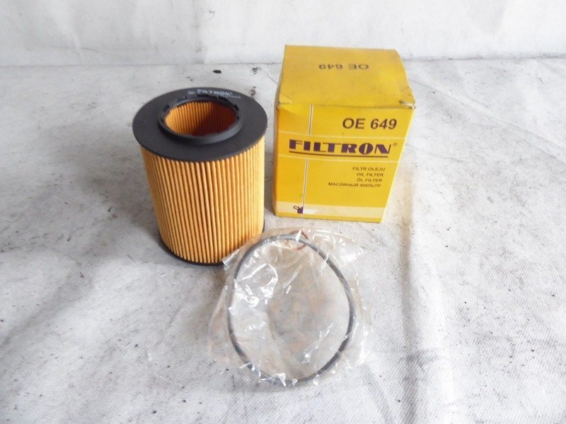 OIL FILTER FILTRON OE 649