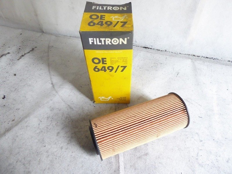 OIL FILTER FILTRON OE 649/7
