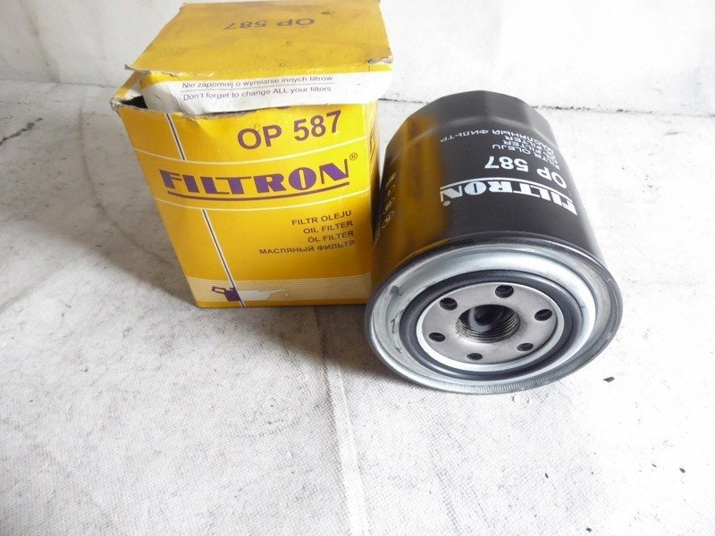 OIL FILTER FILTRON OP 587