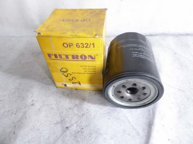 OIL FILTER FILTRON OP 632/1