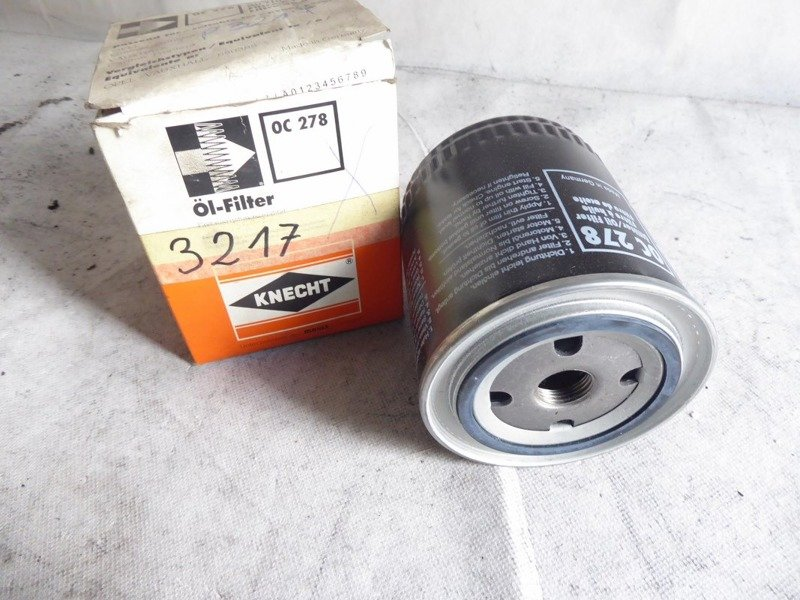 OIL FILTER KNECHT OC 278