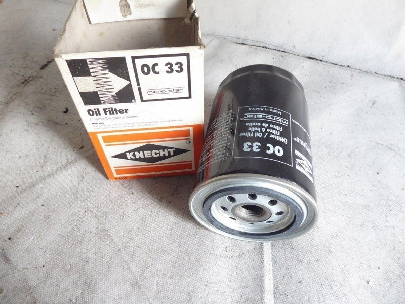 OIL FILTER KNECHT OC 33