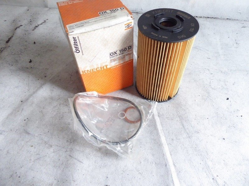 OIL FILTER KNECHT OX 150D