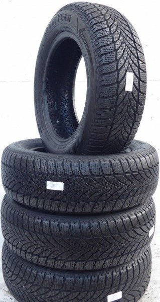 4x 195/65R15 95T GOODYEAR ULTRAGRIP ICE 2 2015 6mm