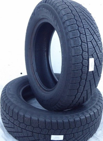 2x 195/65R15 95T CONTINENTAL CONTI VIKING CONTACT 5 5,5mm
