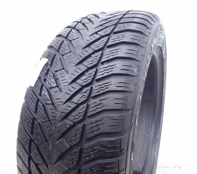 1x 205/55R16 91H GOODYEAR EAGLE ULTRA GRIP 5mm
