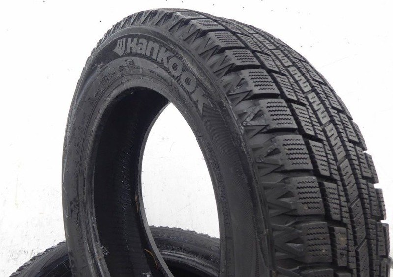 2x 175/65R14 82Q HANKOOK WINTER I*CEPT 6mm 8mm